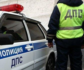 В Курске столкнулись Газель полиции и три машины, есть пострадавшие