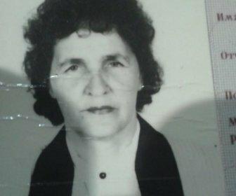 В Астрахани пропала пожилая женщина Голованова Мария Григорьевна