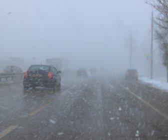 Водителей Кузбасса предупредили о резком ухудшении погоды