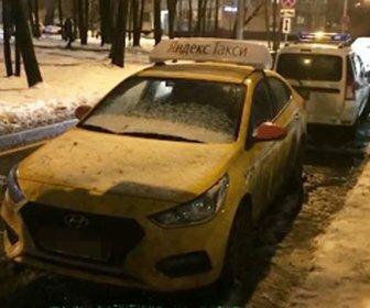 В Ростове на Западном в машине «Яндекс.Такси» на Зорге нашли два трупа