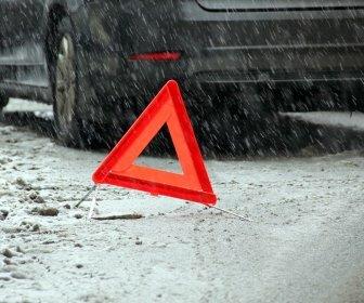 В Кемерове водитель проехал на красный свет и сбил на зебре мальчика