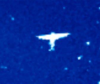 В космосе обнаружили гигантский объект, напоминающий ангела