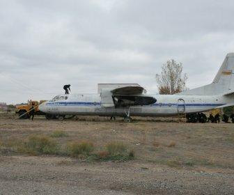 В Астрахани «захватили» аэропорт и «спасали» заложников
