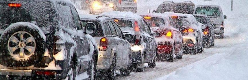 Из-за непогоды автодорога Ростов — Ставрополь закрыта для движения