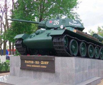 В Ростовской области восстановили два уникальных танка времен войны