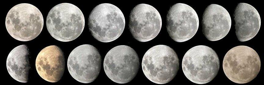 Что такое лунный календарь, и какое влияние он оказывает на человека
