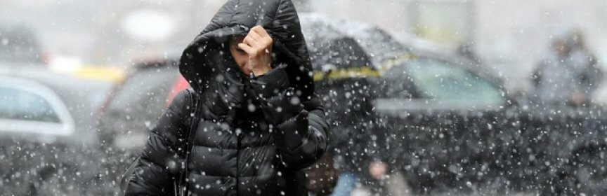 Мокрый снег и резкое похолодание придёт на Кубань в ближайшие дни