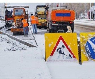 Эксперты рассказали об укладке асфальта в дождь и в снег в Ростове