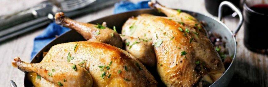 3 праздничных блюда из птицы, которые вы должны знать