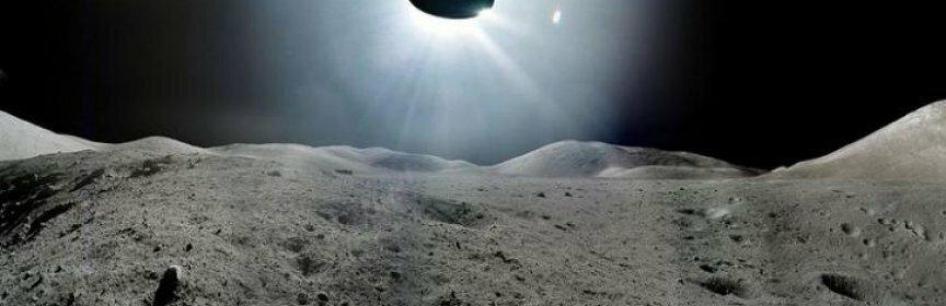 NASA спалились: на снимках «Аполлона» нашли инопланетное строение