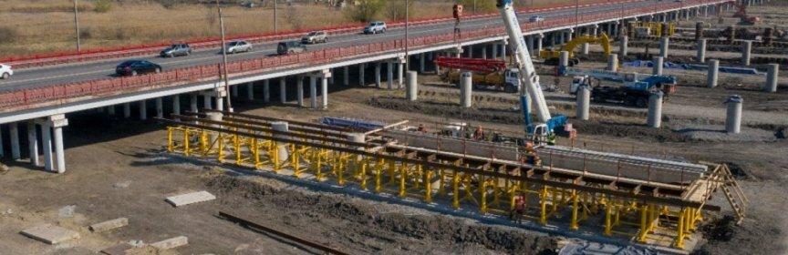 Пропускную способность Южного подъезда к Ростову увеличат в два раза